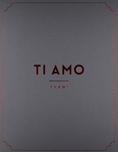 東方神起 TI AMO TVXQ ! ( リージョンコードALL )( 初回限定特典点5点 )( 韓メディアSHOP限定 )