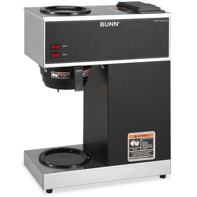 Bunn Coffee Maker Not Getting Power : Bunn 2 Burner Coffee Maker - Product Guides -- how to choose Dual Coffee Maker Buying Guide