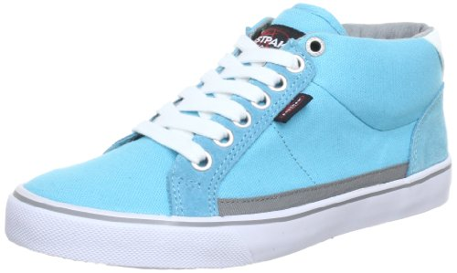 Eastpak MISSION W High Top Womens Blue Blau (The Day Before Blue 1540) Size: 5 (38 EU)