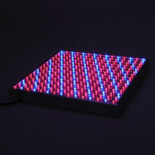 Red Blue 225 Led Bulb Hydroponic Plant Grow Light Lamp Lighting Panel Board 14W 85-265V