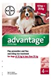 Advantage 250 Spot-On Solution for Dogs (10 - 25 kg)