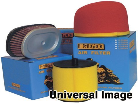 Emgo 12-55742 42mm Clamp-On Air Filter by Emgo