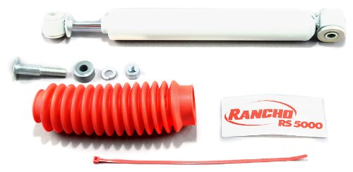 Rancho RS5410 RS5000 Series Steering Stabilizer