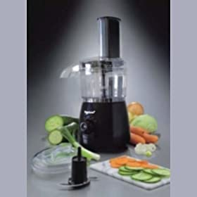 Brentwood FP-545 500ml Capacity Food Processor BLACK
