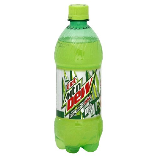 Mountain Dew Diet, 20 Fl. Oz