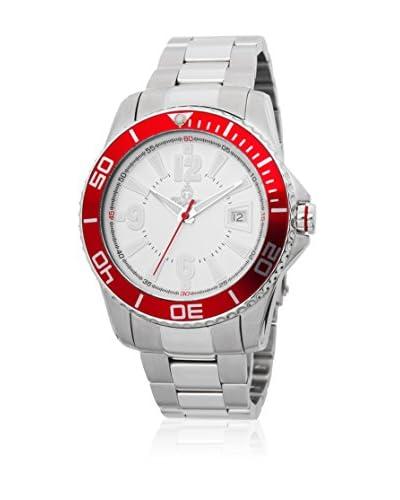 Burgmeister Reloj de cuarzo 531-111 Blanco 43  mm