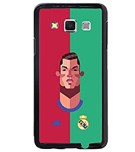 PRINTVISA Football Champion Madrid Case Cover for Samsung Galaxy A3::Samsung Galaxy A3 A300F