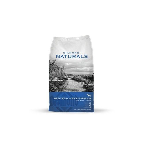 Diamond Naturals Dry Food for Adult Dog, Beef and Rice Formula, 40 Pound Bag (All Natural Pet Food compare prices)