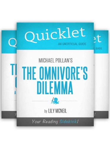 the omnivore's dilemma Foodreview of part 3 of the omnivore's dilemma engl-135 advanced composition professor edmondson william mcguire in part 3, chapters 15, 16, and 17 of the omnivore's dilemma, michael pollan explores looking foraging for different foods, the ethics of hunting animals and harvesting the meat from them, and giving a brief look into what .