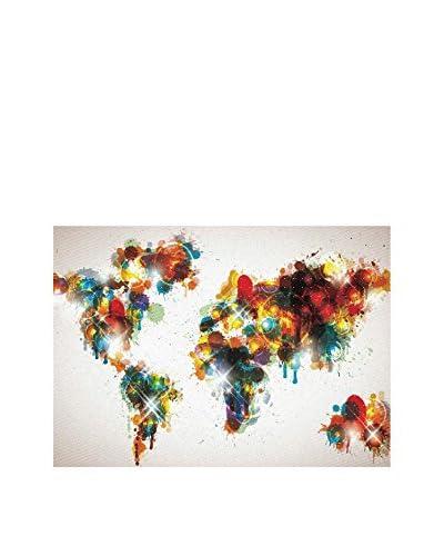 ReallyNiceThings Lienzo Worldmap