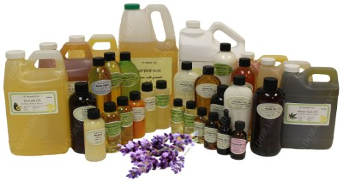 Lavender Sweet Almond Massage & Body Oil 4 Oz