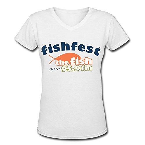 fishfest-tour-2016-logo-v-neck-t-shirt-for-women-white
