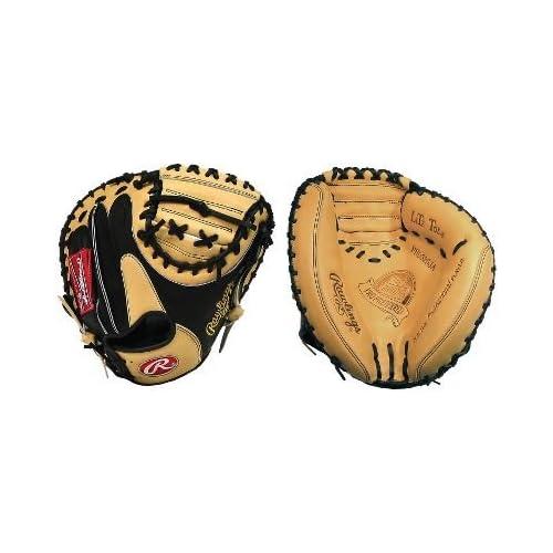 """Amazon.com : Rawlings Pro Preferred 32 1/2"""" Baseball Catchers Mitt"""