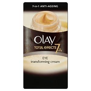 Olay Total Effects Eye 7-in-1 Anti-Ageing Eye Transforming Cream 15 ml (Packaging Varies)