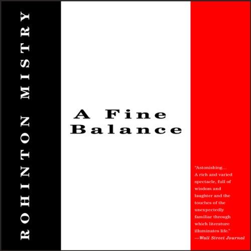 Buchseite und Rezensionen zu 'A Fine Balance' von Rohinton Mistry