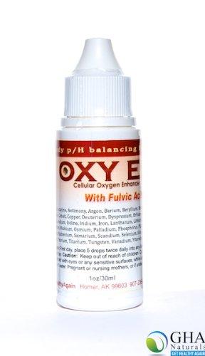 Oxy E 5 Pack