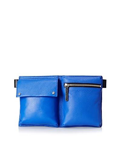 Kenneth Cole New York Women's Jane Street Belt Bag, Cobalt