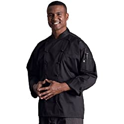 Uncommon Threads 100% Egyptian Cotton Master Chef Coat