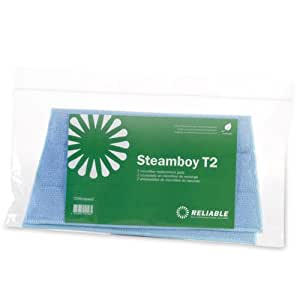 Reliable Corporation Original Replacement Pads for T2 Steamboy