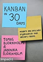 Kanban in 30 days Front Cover