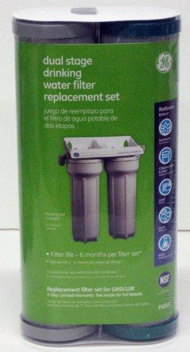 ge fxsvc under sink sediment drinking water filter set for sales wepollios. Black Bedroom Furniture Sets. Home Design Ideas