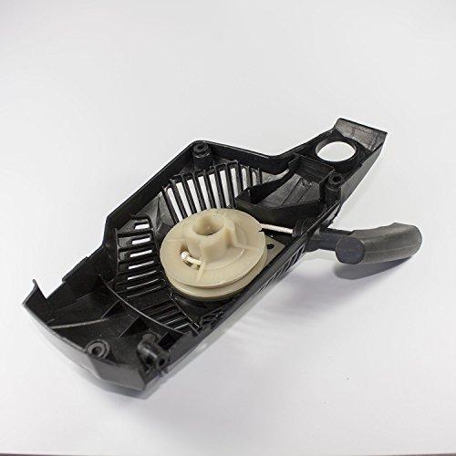 Avviamento motore motosega Alpina A 3700 A400 - 118800191