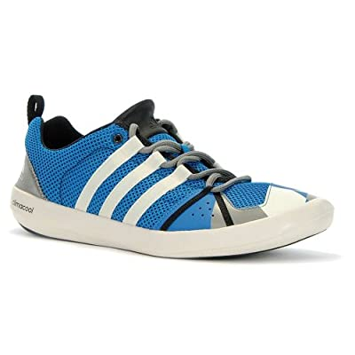 adidas Mens Climacool Boat Lace Running Shoes from Vista Trade Finance & Services S.A.