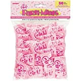 Parti-Mints, 50/Pkg: It's A Girl!