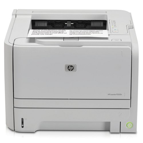 HP P2035N LaserJet Printer Monochrome