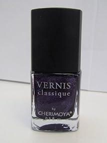 Metallic Purple Vernis Classique Nail Polish 0.5 Fl Oz
