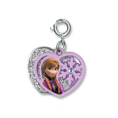 Anna Heart Charm - 1