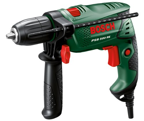 Bosch PSB 500 RE Hammer Drill by Bosch (Bosch Psb Re compare prices)