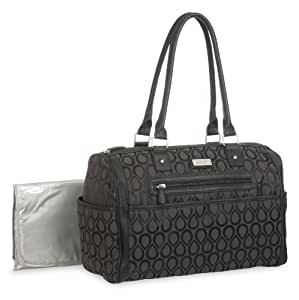 buy carter 39 s duffle diaper bag jacquard online at low prices in india a. Black Bedroom Furniture Sets. Home Design Ideas