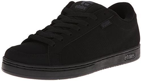 Etnies Men's Kingpin Skate Shoe,Black/Black,15 M US