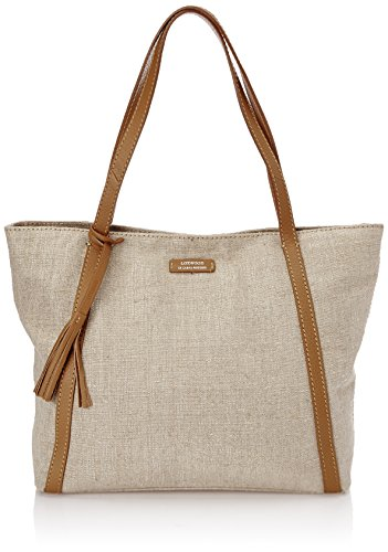 Loxwood - 3223, borsa shopper  da donna, marrone(brown (metal/nut)), taglia unica