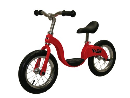 Kazam Balance Bike (Red)