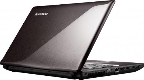 Lenovo G570シリーズ LED バックライト付 15.6型 HD液晶 4334-D6J ダークブラウン