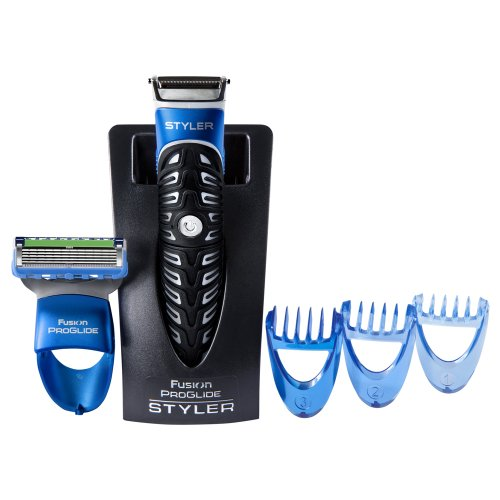 Gillette Fusion ProGlide Power Styler 3-in-1 Rasierer batteriebetrieben