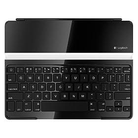 (牛排)Logitech Ultrathin Keyboard Cover for iPad 罗技 ipad 牛排超薄键盘$92.80