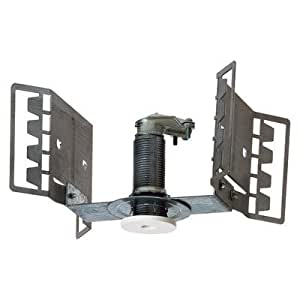 Lightolier LyteJacks T Bar Accessory Mounting With 8605WH Track Lighting Ac