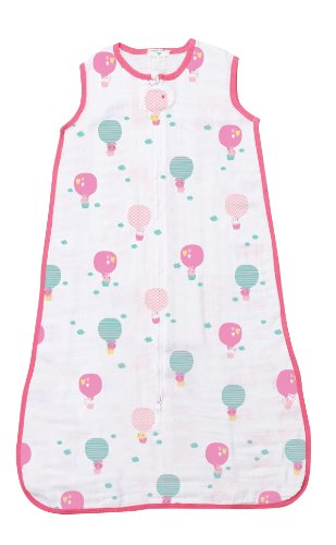 Angel Dear Double Layer Sleep Sack, Hot Air Balloon - 1