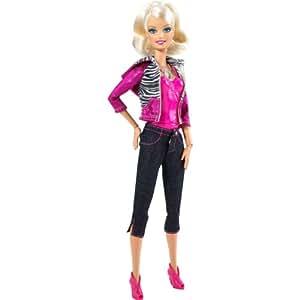 Mattel - R4093 - Barbie - Poupée - Vidéo Girl