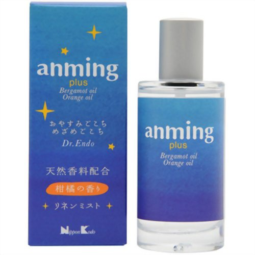 anming(アンミング) プラス リネンミスト50ml