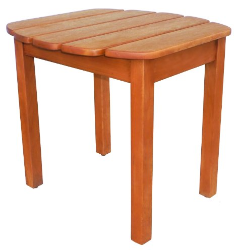 International Concepts Outdoor Side Table, Oiled picture