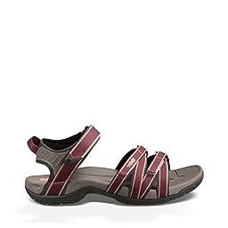 Teva Women\'s Tirra Sandal,Decadent Chocolate,5 M US