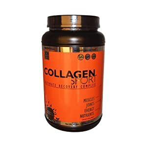 Neocell Laboratories: Collagen Sport Belgian Chocolate, 2.97 lbs