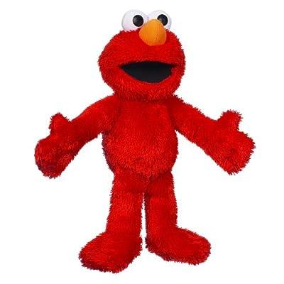 Sesame Street Playskool Let's Cuddle Elmo Plush by Hasbro