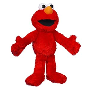 Sesame Street Playskool Let's Cuddle Elmo Plush
