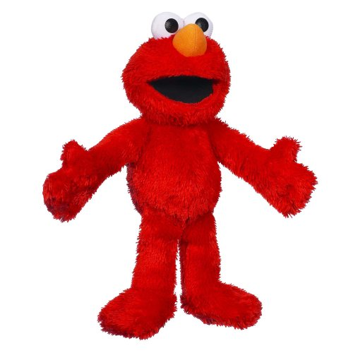 Sesame Street Let'S Cuddle - Elmo (Not Interactive)