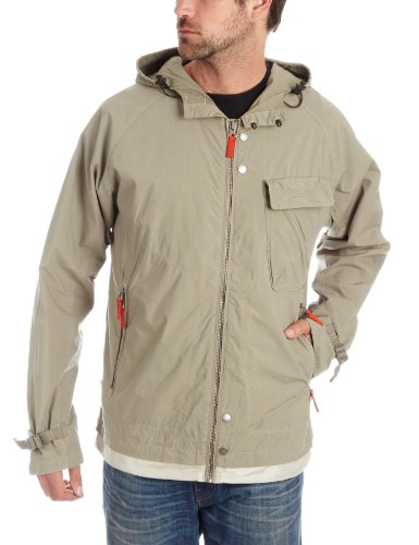 Timberland Men's Landsburg Zip Through Jacket Scree 37284-323 Medium